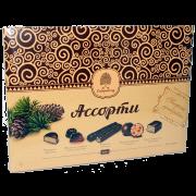 Конфеты Ассорти в шоколадной глазури