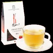 Иван-чай с земляникой, крупнолистовой