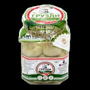 Грибы грузди соленые, ст/б 0,8л