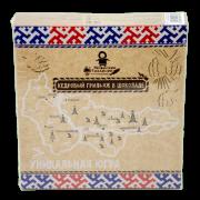 Конфеты Ассорти (кедровый грильяж и козинаки)